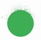 желтовато-зеленая RAL 6018