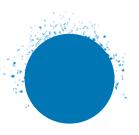 светло-голубая RAL 5015